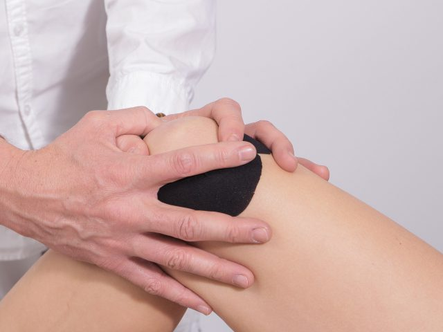 Schorzenie kolana